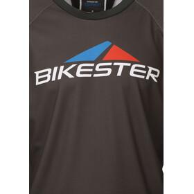 Bikester Basic Gravity Langærmet cykeltrøje Herrer sort